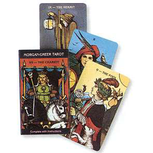 Morgan-Greer tarot deck by Greer & Morgan - Wiccan Place