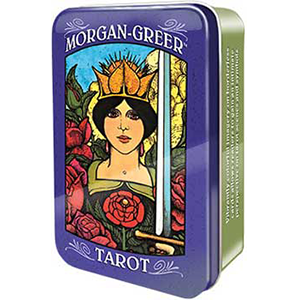 Morgan Greer tin by Bill Greer - Wiccan Place