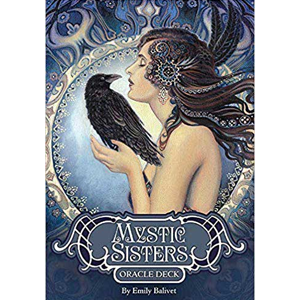 Mystic Sisters by Emily Balivet