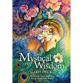 Mystical Wisdom deck by Guthrie & Wall - Wiccan Place