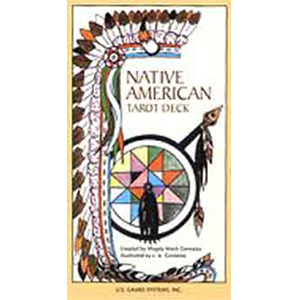 Native American Tarot deck by Magda Gonzalez - Wiccan Place