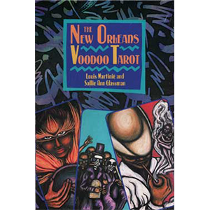 New Orleans Voodoo tarot deck by Martinie & Glassman - Wiccan Place