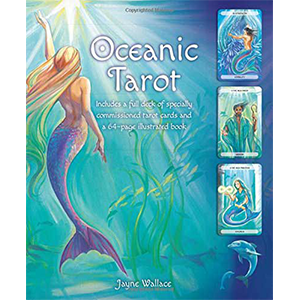 Oceanic Tarot by Jayne Wallace - Wiccan Place