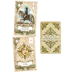 Old Style Lenormand cards - Wiccan Place