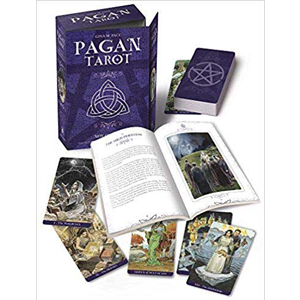 Pagan Tarot (deck & book) by Gina Pace - Wiccan Place