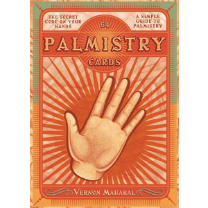 Palmistry cards by Vernon Mahabalh - Wiccan Place