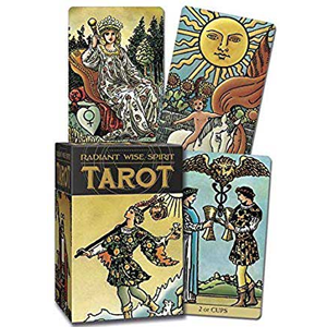 Radiant Wise Spirit tarot - Wiccan Place
