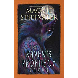 Raven's Prophecy deck & book by Maggie Stiefvater - Wiccan Place