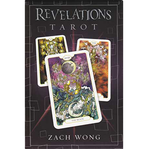 Revelations Tarot Deck by Zach Wong - Wiccan Place