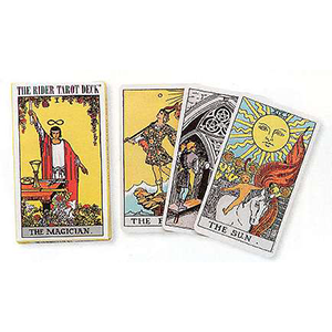 Rider-Waite Pocket tarot deck by Pamela Colman Smith - Wiccan Place
