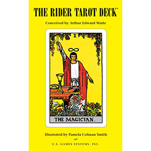 Rider-Waite Premier tarot deck by Pamela Colman Smith