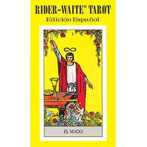 Rider-Waite Spanish tarot deck by Pamela Colman Smith - Wiccan Place