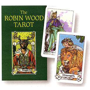 Robin Wood Tarot by Robin Wood - Wiccan Place