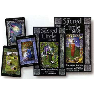 Sacred Circle, Celtic Pagan Journey tarot by Franklin & Mason - Wiccan Place