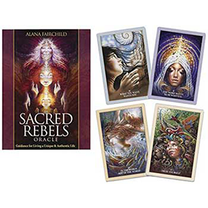 Sacred Rebels oracle by Fairchild & Morrison - Wiccan Place