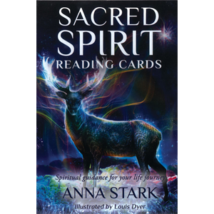 Sacred Spirit reading cards by Anna Stark - Wiccan Place