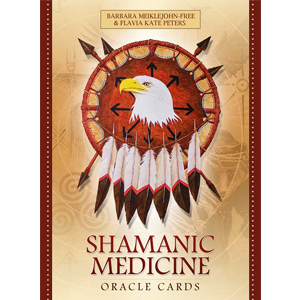 Shamanic Medicine oracle cards by Meiklejohn-Free & Peters