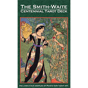 Smith-Waite Centennial Tarot Deck by Pamela Colman Smith - Wiccan Place