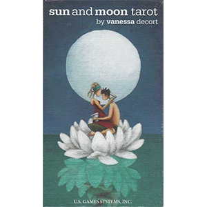 Sun and Moon tarot deck by Vanessa Decort - Wiccan Place