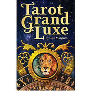 Tarot Grand Luxe by Universal Waite tin