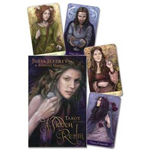 Tarot of the Hidden Realm by Jeffrey & Moore - Wiccan Place