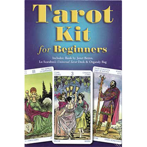 Tarot Kit for Beginners by Janet Berres - Wiccan Place