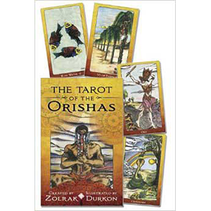 Tarot of the Orishas (deck and book) by Zolrak & Durkon - Wiccan Place