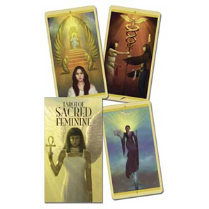 Tarot of Sacred Feminine by Floreana Nativo - Wiccan Place