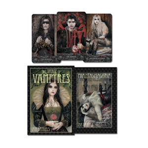 Tarot of Vampyres (deck and book) by Ian Daniels - Wiccan Place