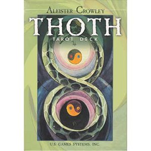 Thoth tarot deck by Crowley/Harris - Wiccan Place