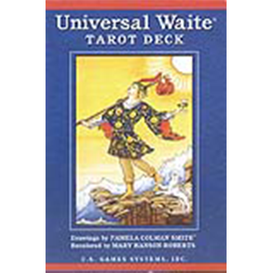 Universal Waite Tarot by Smith & Hanson-Roberts - Wiccan Place