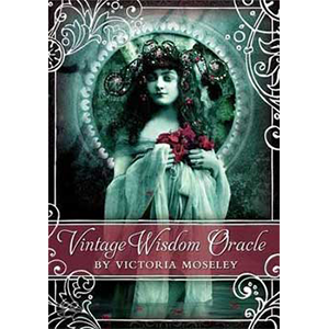 Vintage Wisdom oracle deck by Victoria Moseley - Wiccan Place