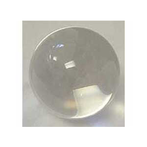 Clear crystal ball 100 mm - Wiccan Place