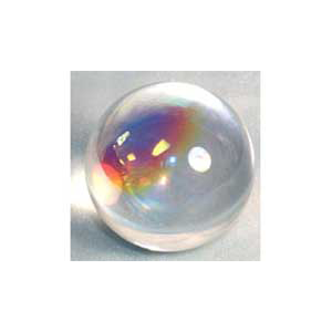 Aurora crystal ball 50 mm - Wiccan Place