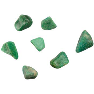 Amazonite tumbled stones 1 lb - Wiccan Place