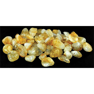 Citrine Tumbled stones 1 lb - Wiccan Place