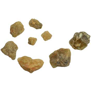 Topaz untumbled stones 1 lb - Wiccan Place
