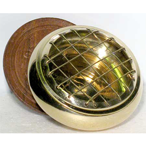 "Brass Screen incense Burner 3"" - Wiccan Place"
