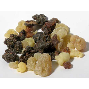 Frankincense & Myrrh Granular incense Mix - Wiccan Place