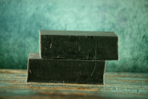 Charcoal Coconut Allergy Soap, Allergen Free