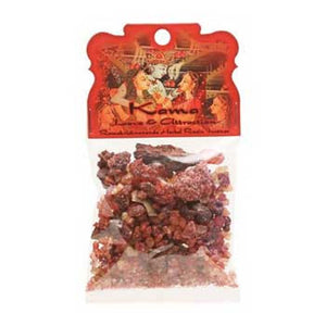 Kama resin incense 1.2 oz - Wiccan Place
