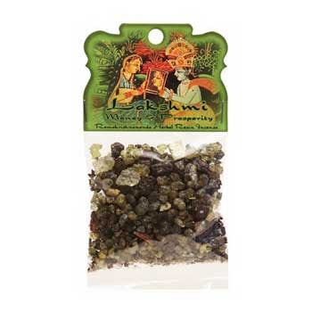 Lakshmi resin incense 1.2 oz