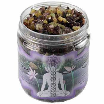 Sahasrara resin incense 2.4 oz - Wiccan Place