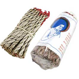 Nag Champa tibetan rope incense - Wiccan Place