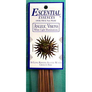 Angelic Visions Stick Incense 16 pack - Wiccan Place