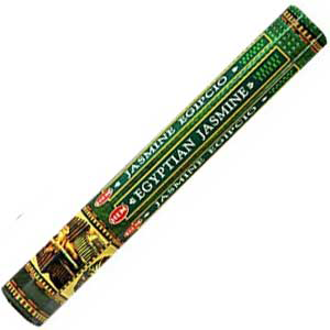 Egyptian Jasmine HEM Stick Incense 20 pack - Wiccan Place