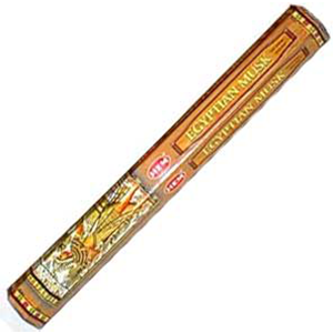 Egyptian Musk HEM Stick Incense 20 pack - Wiccan Place