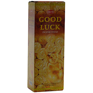 Good Luck HEM Stick Incense 20 pack - Wiccan Place