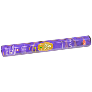 Myrrh HEM Stick Incense 20 pack - Wiccan Place
