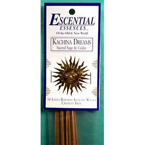 Kachina Dreams Stick Incense 16 pack - Wiccan Place